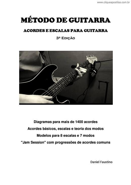 Clique Apostilas Apostilas De Guitarra