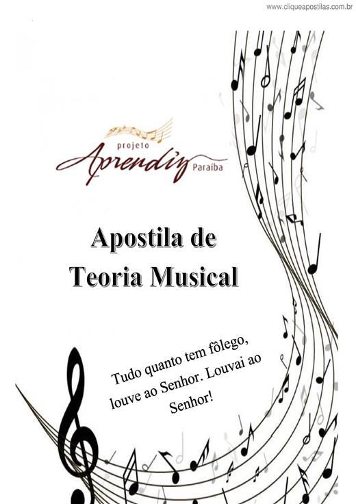 Amado Clique Apostilas - Apostilas de Teoria Musical FG65