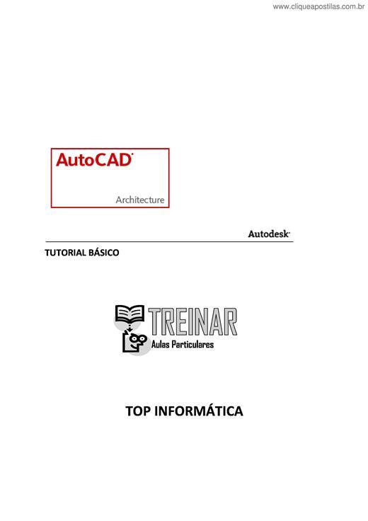 Clique Apostilas - Apostilas de AutoCad
