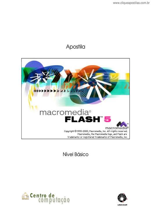 Интерфейс macromedia flash