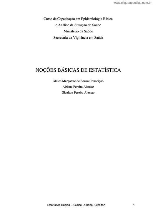 4351b1bb6 Clique Apostilas - Apostilas elaboradas por Airlane Pereira Alencar